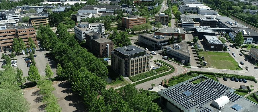 Duurzaam appartementencomplex in Amersfoort