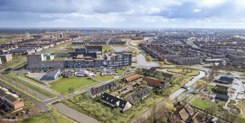 Projectfoto Kastanjetuin in Zwolle