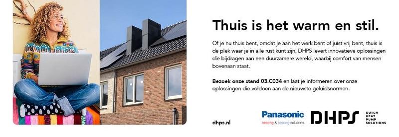 Innovatie warmtepompoplossingen van DHPS
