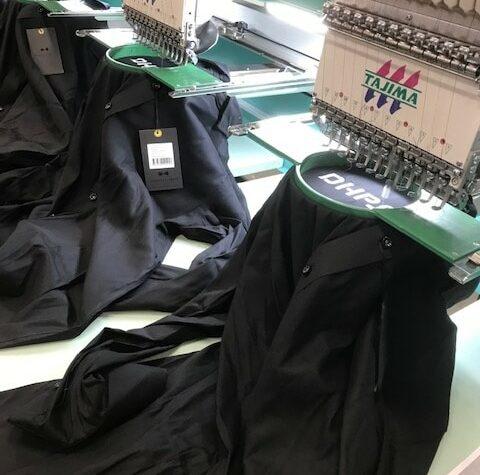 Ontwikkeling van duurzame blouses voor de vakbeurs