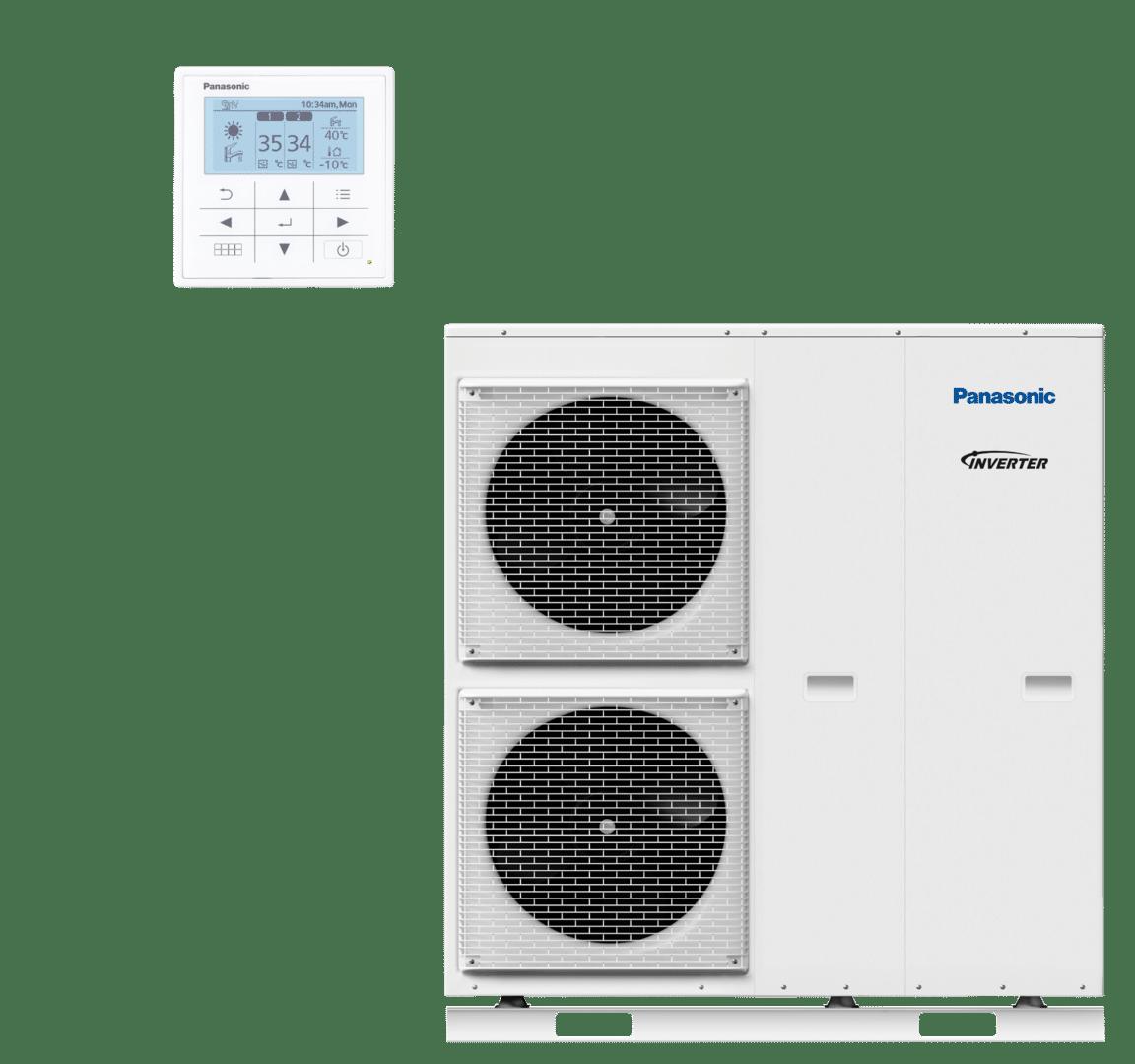 Panasonic Mono Bloc T-CAP