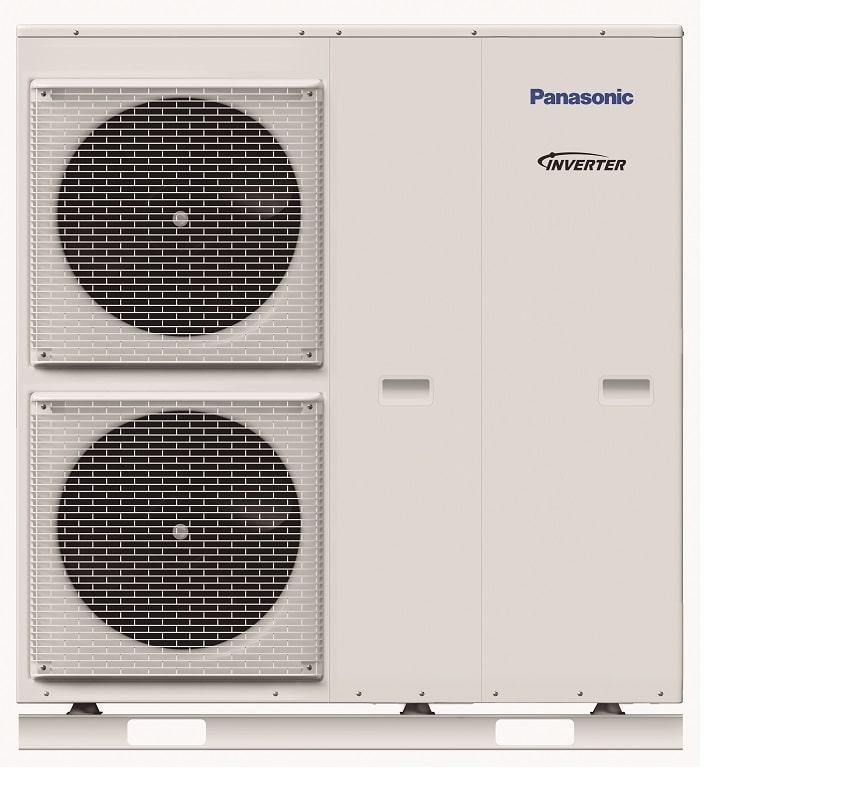 Panasonic Mono-bloc 9kW T-CAP H-Generatie 3 fase