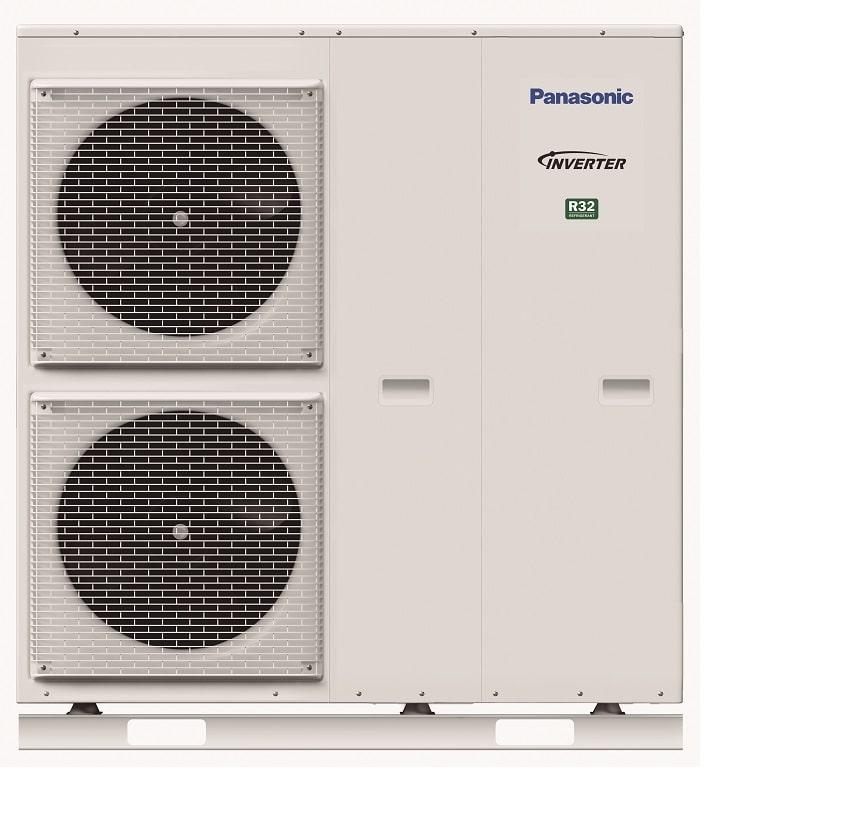 Panasonic Monobloc kW T-CAP 3fase