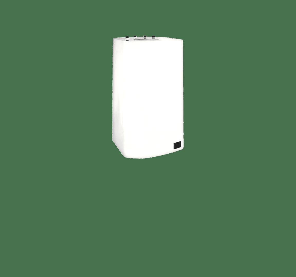 Panasonic Aquarea 150 liter geëmailleerde boilertank van DHPS