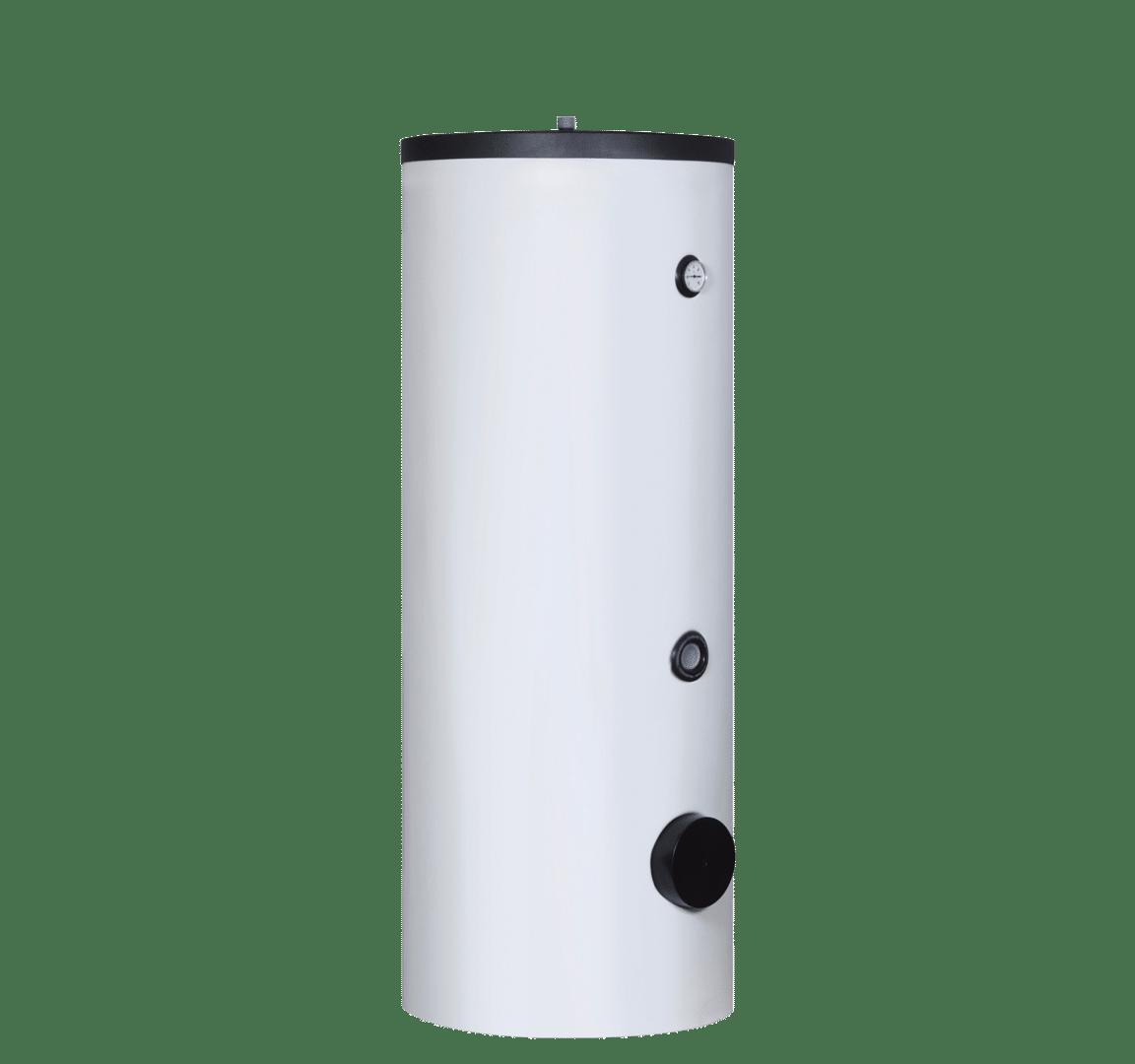 Panasonic Aquarea 380 liter geëmailleerde boilertank van DHPS