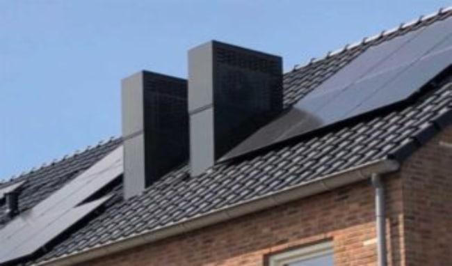 HydroCap installatie in Voorthuizen