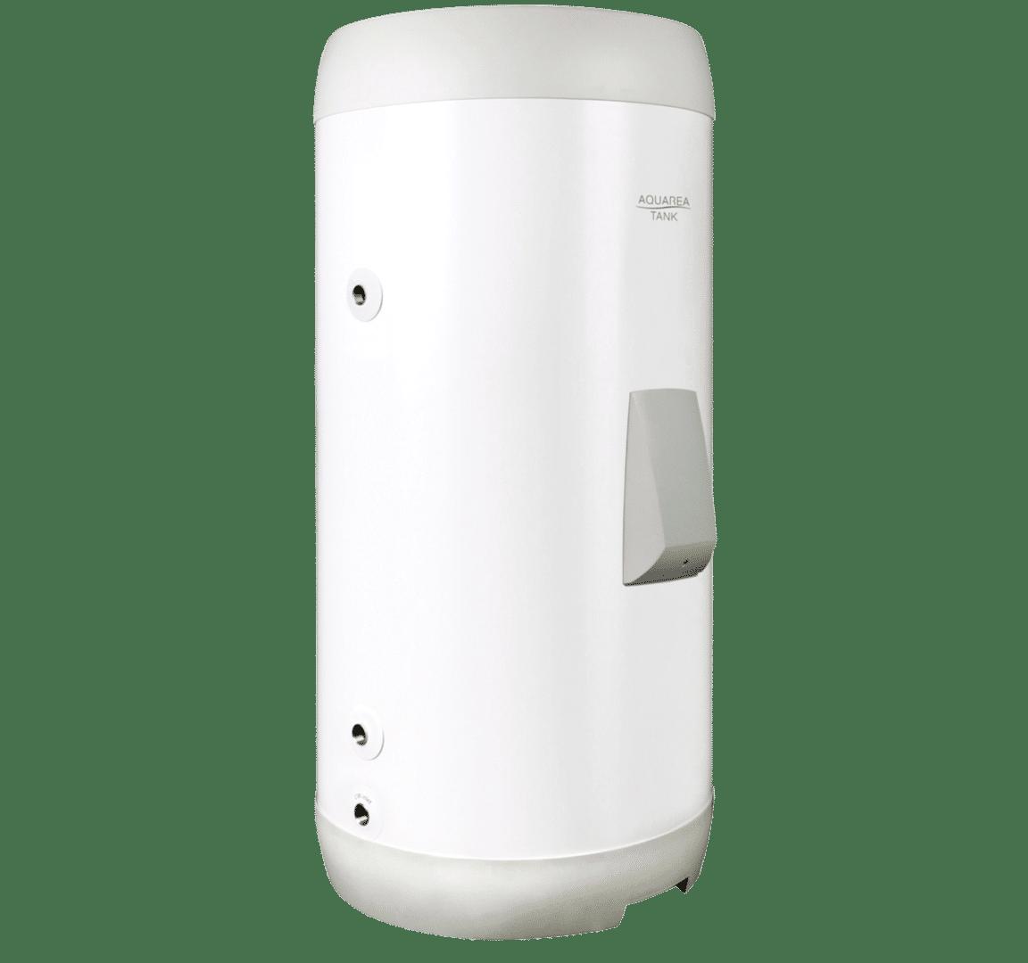 Afbeelding van Panasonic rvs boilertank