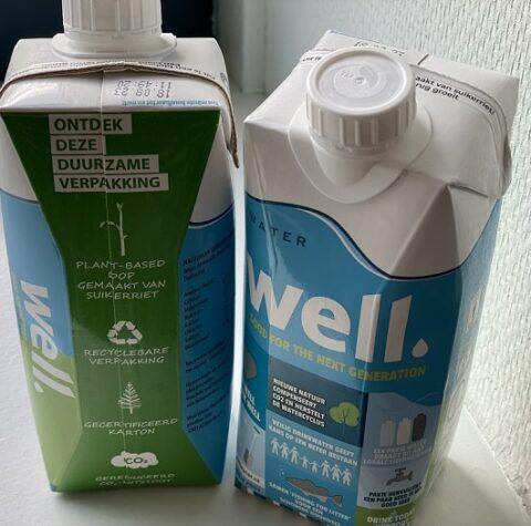 Waterpakken van DHPS