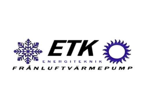 Logo van ETK