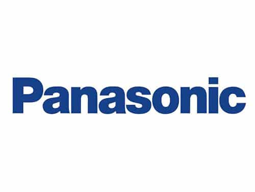 Logo van Panasonic